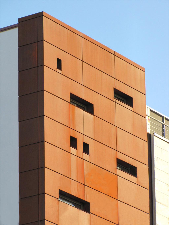 Good sistemi di facciata with facciate case moderne - Colori esterni case moderne ...